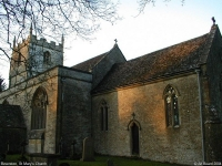 St Mary's Church, Beverston (1) (111k)