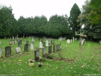 Leighterton Cemetery, Leighterton (2) (113k)
