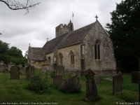 St Peter's Church, Little Barrington (3) (77k)