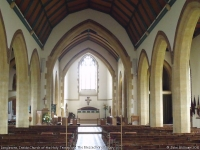 Parish Church of the Holy Trinity and the Blessed Virgin Mary, Longlevens, Gloucester (3) (74k)