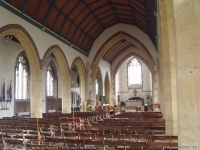 Parish Church of the Holy Trinity and the Blessed Virgin Mary, Longlevens, Gloucester (4) (81k)