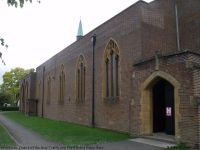 Parish Church of the Holy Trinity and the Blessed Virgin Mary, Longlevens, Gloucester (10) (79k)
