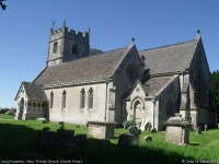 Holy Trinity Church, Long Newnton (2) (81k)