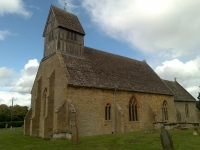 St James the Great's Church, Marston Sicca (Long Marston) (2) (104k)