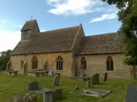 St James the Great's Church, Marston Sicca (Long Marston) (3) (134k)