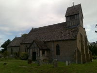 St James the Great's Church, Marston Sicca (Long Marston) (1) (93k)