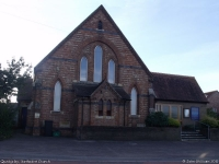 Quedgeley Methodist Church, Quedgeley (1) (60k)
