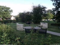 Quedgeley Memorial Garden, Quedgeley (1) (105k)